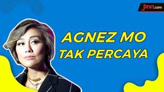 Agnez Mo Sempat Tak Percaya Ashraf Sinclair Meninggal Dunia - JPNN.com