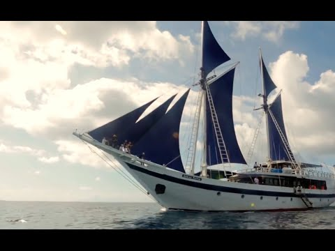 Sailing Indonesia - the world