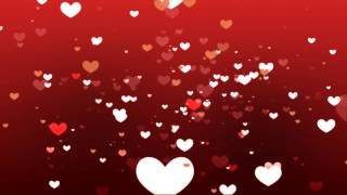 Abstract Love Heart BG