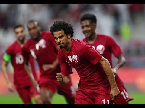 قطر 4 الإمارات 2 | منتخب قطر يتخطى نظيره الإماراتي ويبلغ نصف النهائي – خليجي 24