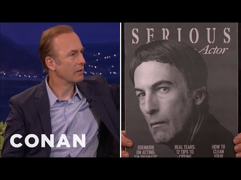 Bob Odenkirk's Full Throttle Emmy Campaign  - CONAN on TBS