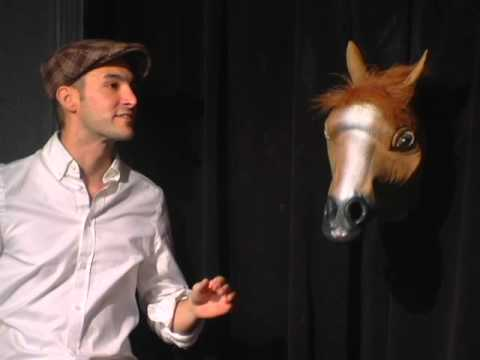 Cloverflower: The Talking Horse Who Only Talks About McDonald's