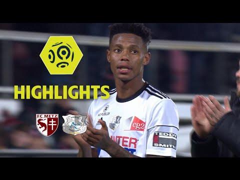 FC Metz - Amiens SC (0-2) - Highlights - (FCM - ASC) / 2017-18