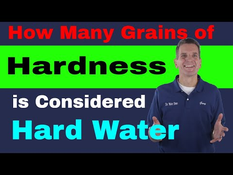 What Level Of Water Hardness Is Too Hard For Your Family?