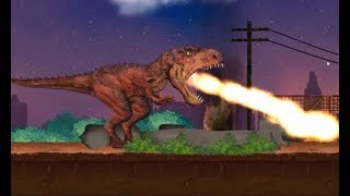 Tyrann Dinosaurier-Kanal | Gameplay Tyrann Dinosaurier | Cartoon AC