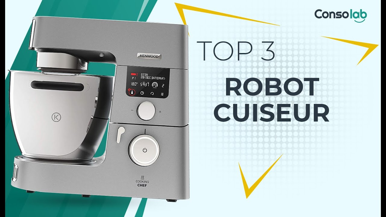 Difference Magimix Et Thermomix meilleurs robots cuiseur : avis et comparatif 2020 - consolab