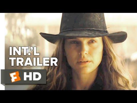 Jane Got a Gun Official International Trailer #2 (2016) - Natalie Portman, Rodrigo Santoro Movie HD streaming vf