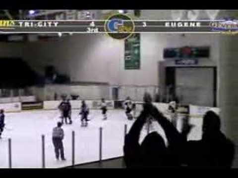 Eugene Generals vs Tri-City Titans February 2, 2008