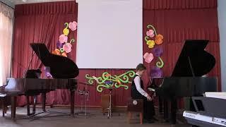Открытый урок-Концерт Бизюковой Л.Э.(фортепиано)2 часть