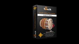 South Indian Percussion Sample loops and patch
