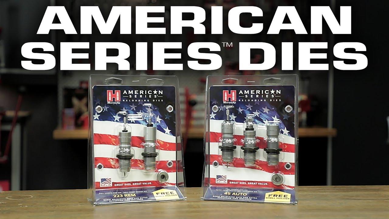 Hornady® American Series™ Dies
