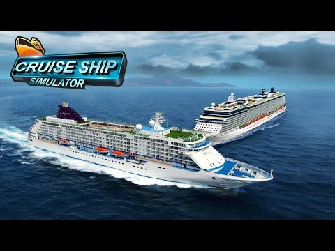 Big Cruise Ship Games Passenger Cargo Simulator Android Gameplay HD