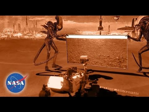RICHPLANET TV - Evidence of NASA's Mars Rover Deception Part