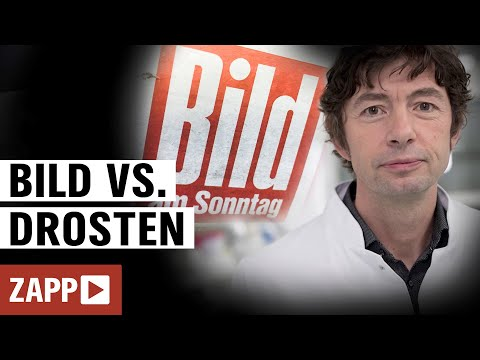Kampagne: Wie BILD Christian Drosten verunglimpft | ZAPP | NDR