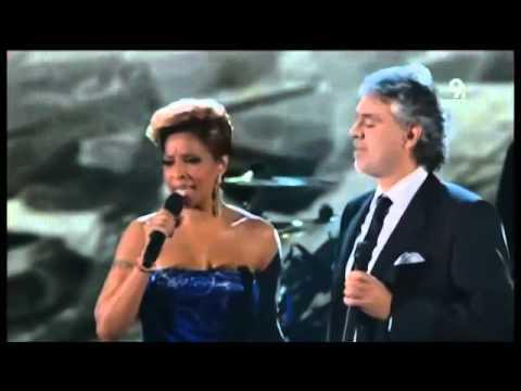 Mary J Blige & Andrea Bocelli Bridge Over Troubled Waters (Puente Sobre Aguas Revueltas)