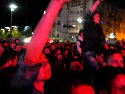 Concert Zilele Craiovei 2014 Faydee - THRIFT SHOP (live)