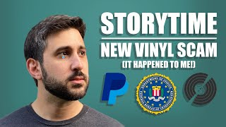 The NEWEST Vinyl Record Scam | STORYTIME