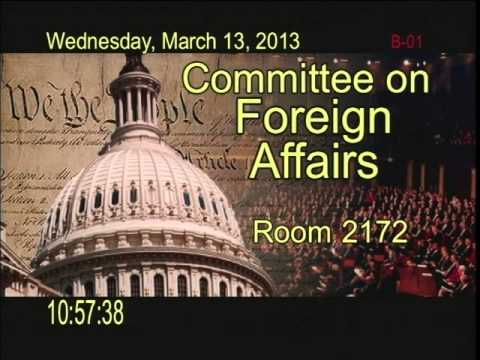 Subcommittee Hearing: The Rebalance to Asia: Why South Asia Matters (Part II) (EventID=100446)