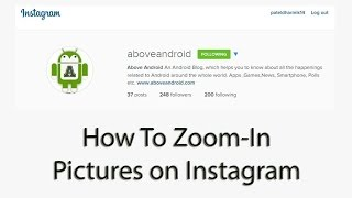 How To Zoom In Pictures and Videos on Instagram [ No Third Party Apps ]