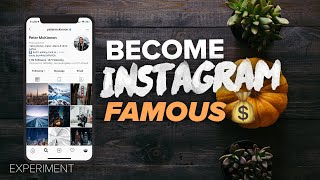 BUYING REAL INSTAGRAM FOLLOWERS EXPERIMENT - Does it really work?