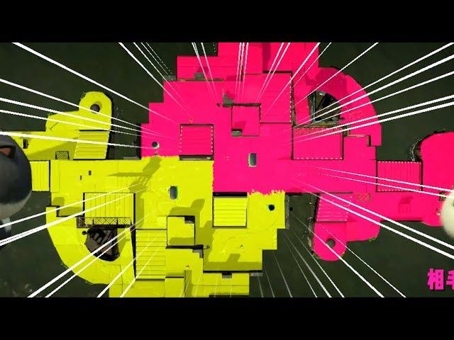 【スプラトゥーン2】スプラの引き分けが本当に存在するか本気で検証してみたらすごいことになったwww