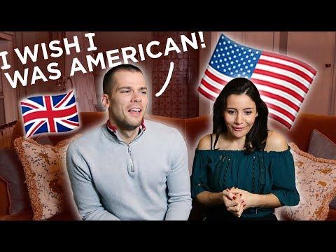 5 AMERICAN THINGS BRITISH PEOPLE SECRETLY ENVY!