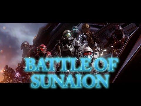 Tyrant's Halo 5 Guardians Legendary Walkthrough - Battle of Sunaion