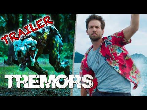 Tremors: Shrieker Island (2020)   Official Trailer