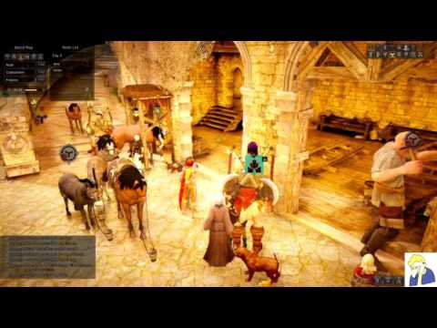 Black Desert Online Guides - Contribution point investment into cities and nodes