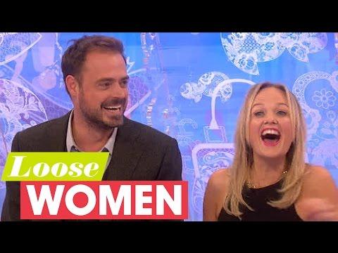 Emma Bunton And Jamie Theakston On Working Together | Loose Women