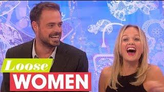 Emma Bunton And Jamie Theakston On Working Together   Loose Women
