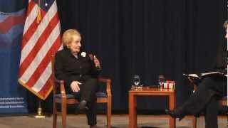 A History of Diplomacy with Madeleine Albright