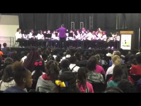 Forest heights stem academy artistry in the rock #2