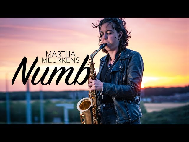 Linkin Park - Numb - Saxophone cover by Martha Meurkens