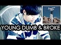 Young Dumb & Broke - Khalid - Fingerstyle Guitar Cover