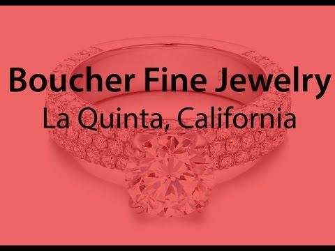 Fine Jewelry in La Quinta, CA (760) 777-8100