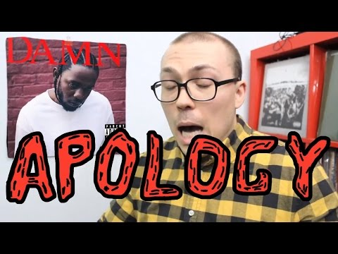 THENEEDLEDROP APOLOGIZES FOR DAMN ALBUM REVIEW AND EXPLAINS HIS UNFAIR RATING