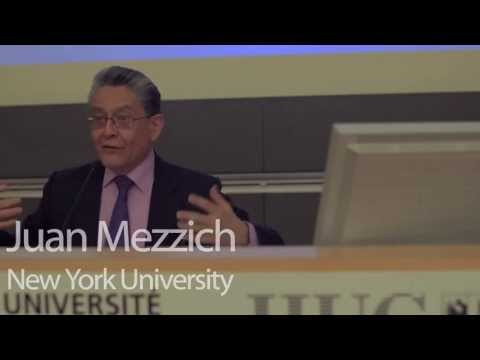 JUAN MEZZICH, The conceptualization of Person-centered-Medicine