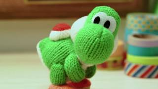 Animation - 3DS - Poochy and Yoshi