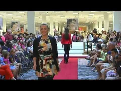 Macy's Columbia Center - Back2STYLE Fall Fashion Show 2012 (full version)