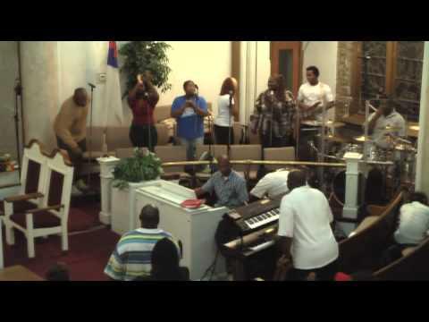 First Emanuel Baptist Churchノクワイヤー1.mpg