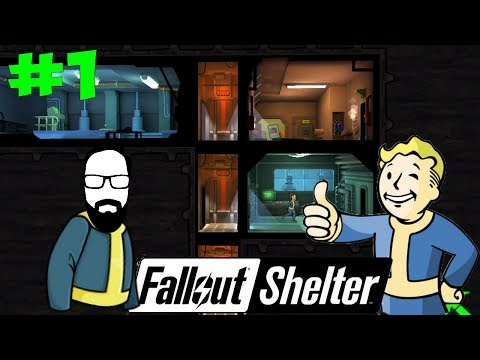 Je Découvre Fallout Shelter #1 - Android - Ios - Pc - Mac