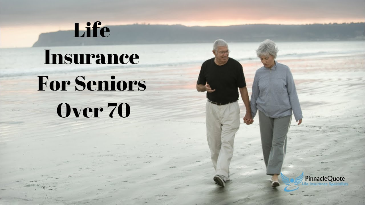 Life Insurance Quotes For Seniors Over 75 Seniors Age 75 And Life Insurance Pinnaclequote  Youtube