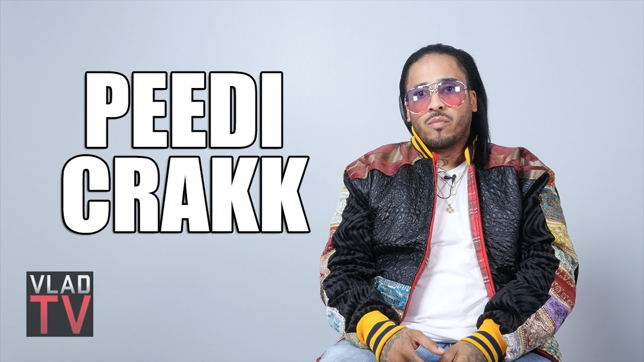 Peedi Crakk on 1st Rap Name Pedro Tequila, Selling Crack, Love of Guns