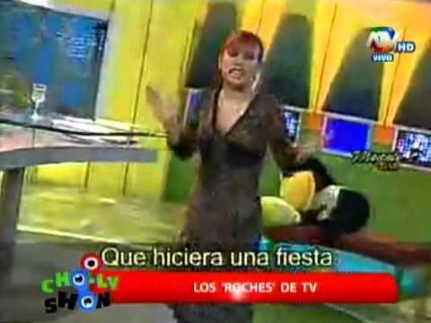 Esto son fueron los peores 'roches' en la televisión peruana