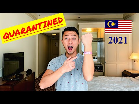Malaysia Hotel Quarantine Vlog and Tips: Hotel Istana Kuala Lumpur [Part 2/2]