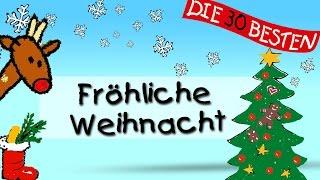 Fröhliche Weihnacht - Die besten Weihnachts- und Winterlieder || Kinderlieder