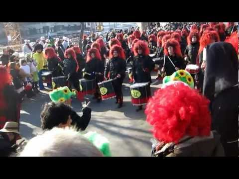 Karneval Brunswick Germany عيد الكرنفال في ألمانيا