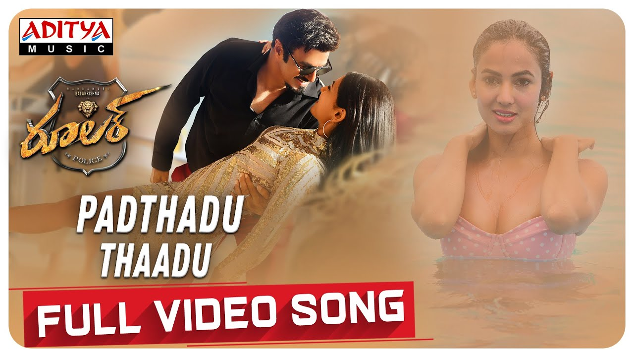Newz-Padthadu Thaadu Full Video Song | Ruler Songs