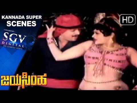 Dr Vishnuvardhan Hits Song | Chenda Chenda Ninna Anda Kannada Song | Jayasimha Kannada Movie